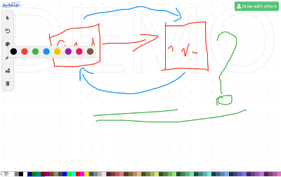 Zwibbler: The Javascript Whiteboard that lets users Draw on
